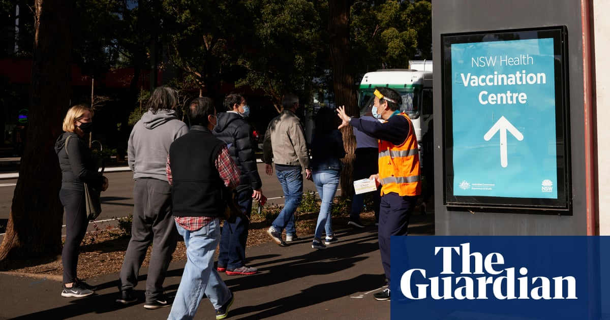 State vaccination hubs should administer AstraZeneca and boost uptake on weekends, Scott Morrison says