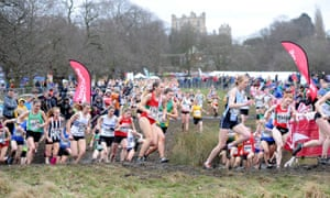 The English National Cross Country Championships