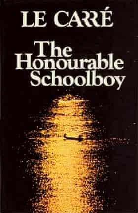 Cover of John le Carré's The Honourable Schoolboy