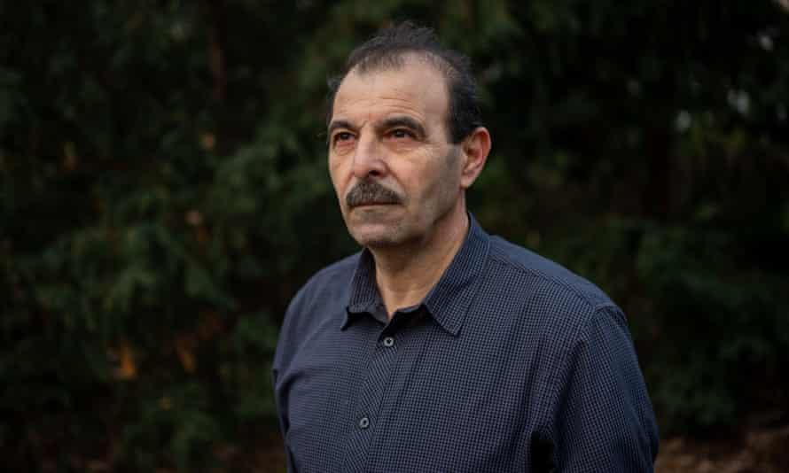 Anwar al-Bunni, Lawyer, in Berlin