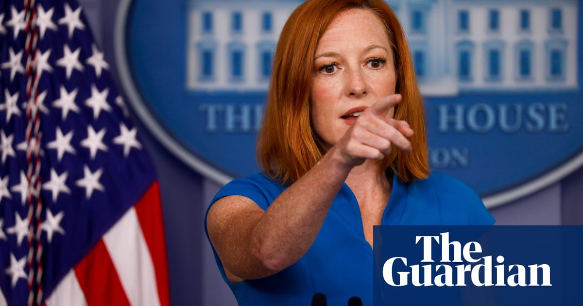 How Jen Psaki adroitly dodges Fox News's verbal grenades at press briefings