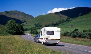 caravan holiday in wales