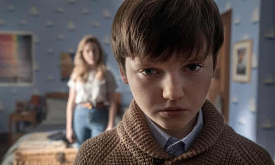 Benjamin Evan Ainsworth in The Haunting of Bly Manor.
