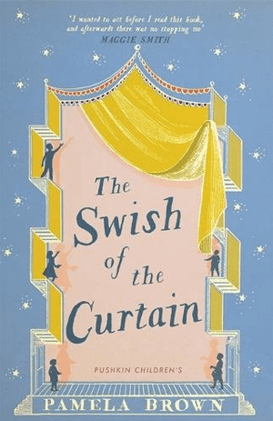 Pushkin Press's reissue of The Swish of the Curtain.