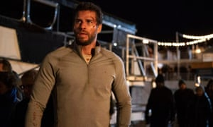 Liam Hemsworth in Most Dangerous Game.