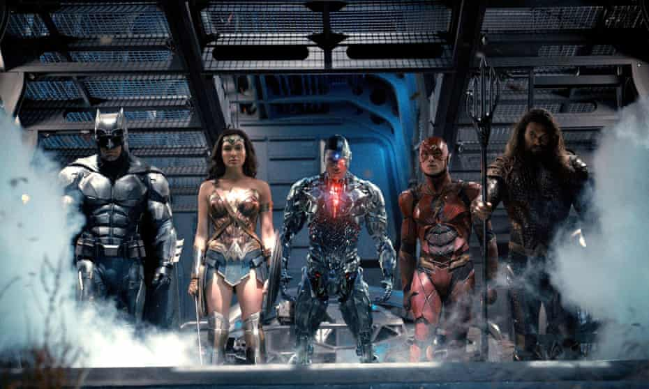 A recut version of the 2017 film Justice League will be streaming on HBO Max.