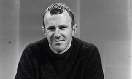 Not 16, but nearly: Clive James on University Challenge in 1968.