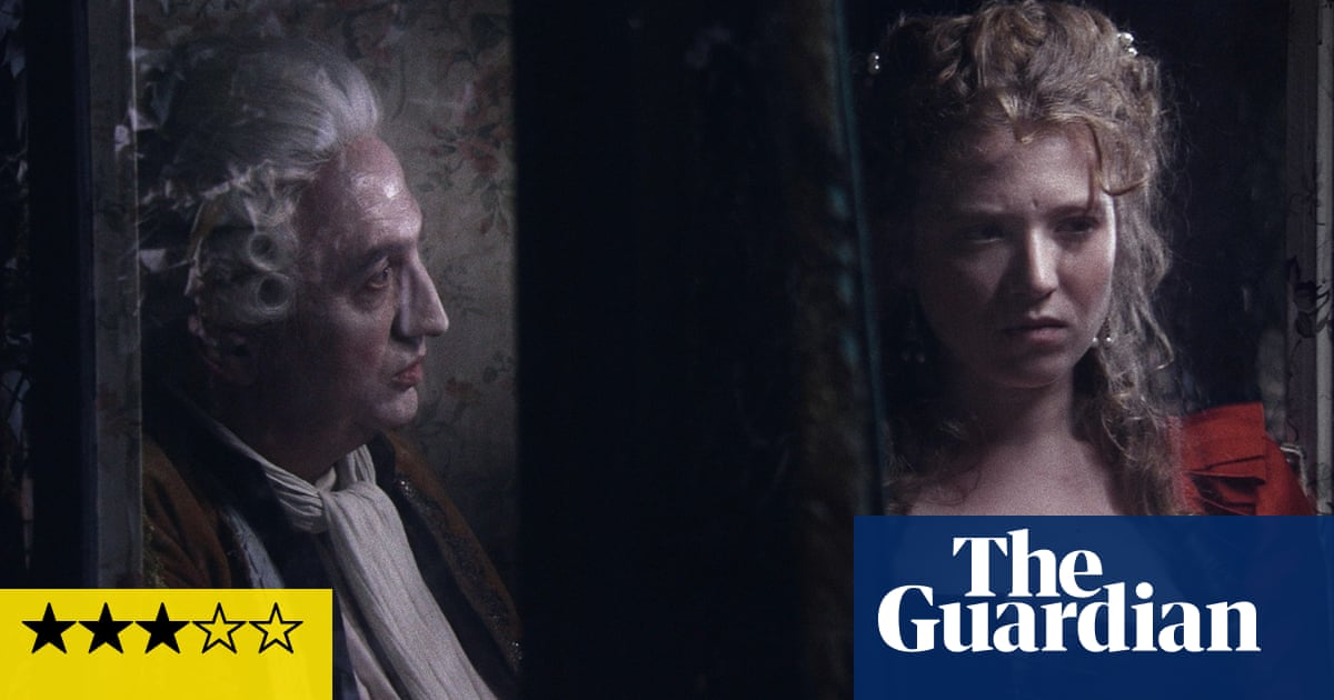 Liberté review – gruesome night in the woods as French aristos go dogging
