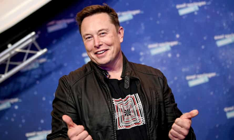 Elon Musk says he has moved from California to Texas | Elon Musk | The  Guardian