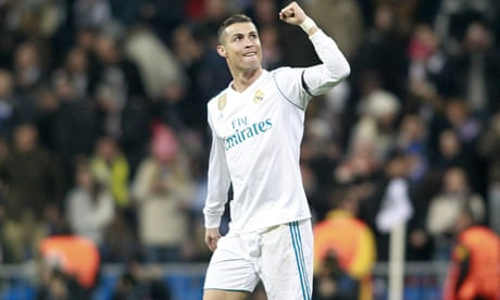 Roundup: Real Madrid's Cristiano Ronaldo scores in every group game