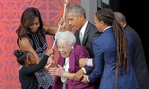 Obama bell-ringing