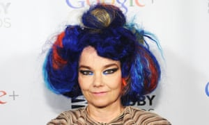 Björk detailed threats from the unnamed director.