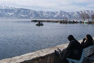 Lake Marivan, Iranian Kurdistan