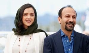 Director Asghar Farhadi and actor Taraneh Alidoosti have spoken out against the US travel ban.
