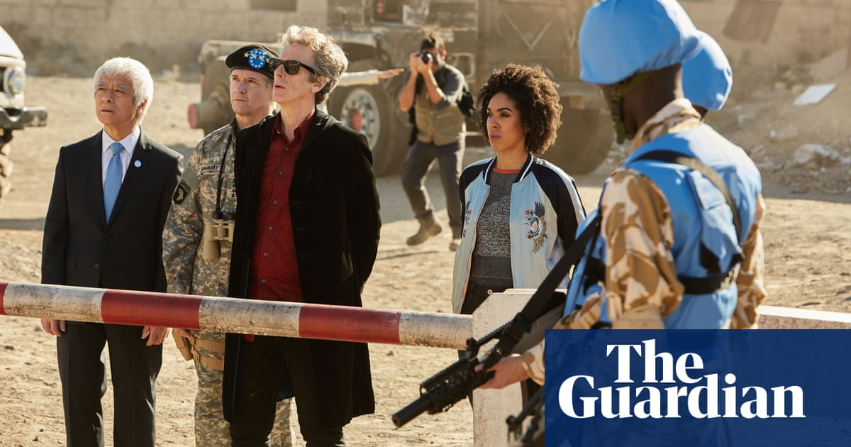 Doctor Who recap: series 36, episode seven – The Pyramid at the End