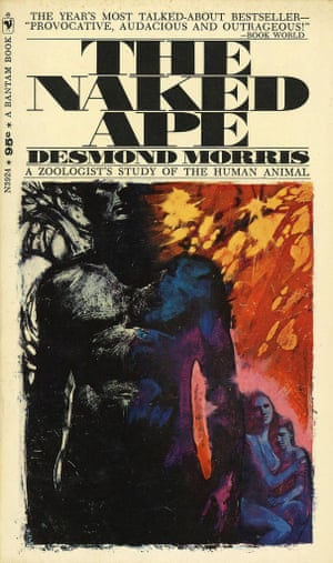 An early paperback edition of The Naked Ape.