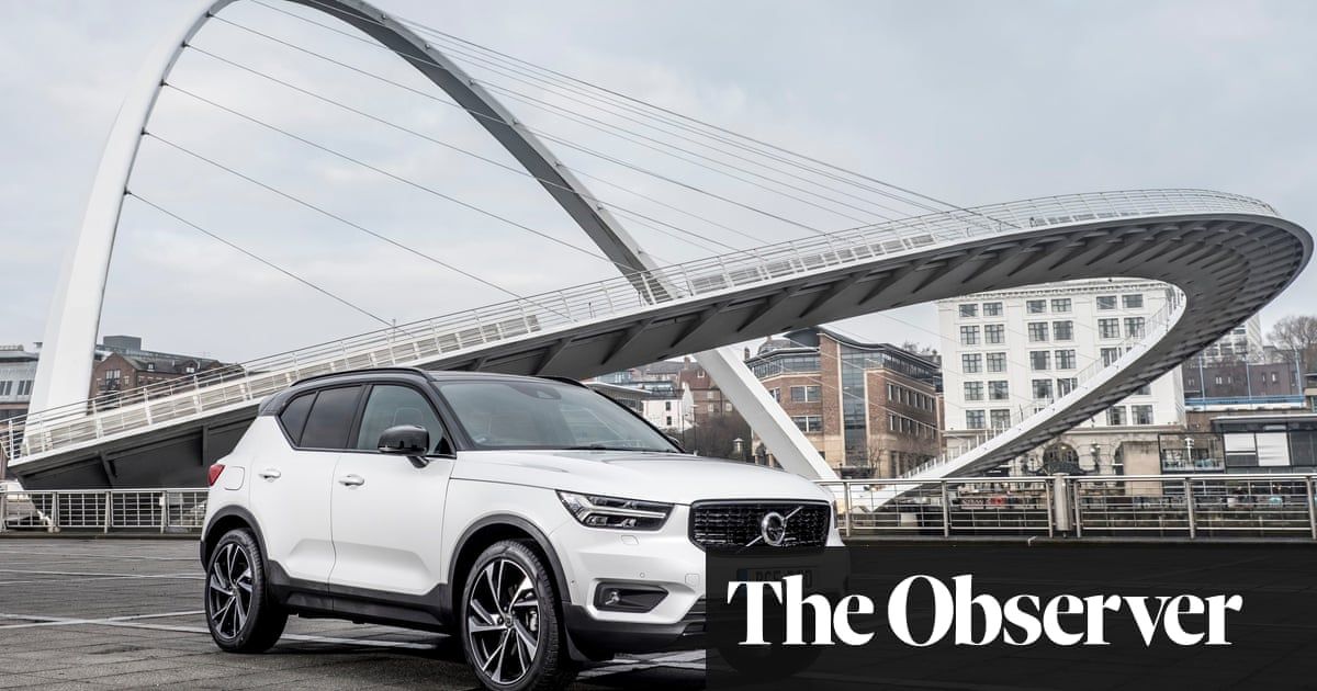 Volvo Xc40 It Has The Swagger Of A Vehicle Born To Win Martin