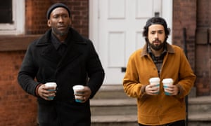 Mahershala Ali and Ramy Youssef in Ramy season two