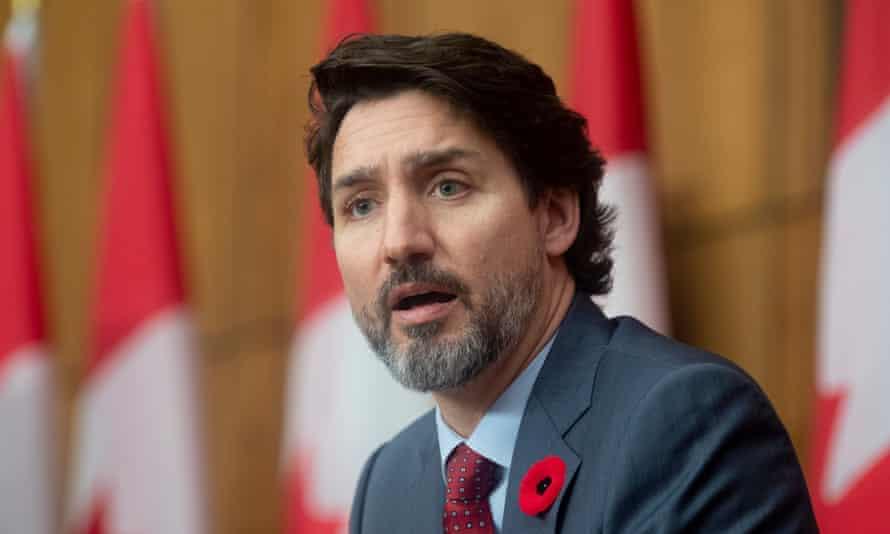 Canada's Justin Trudeau