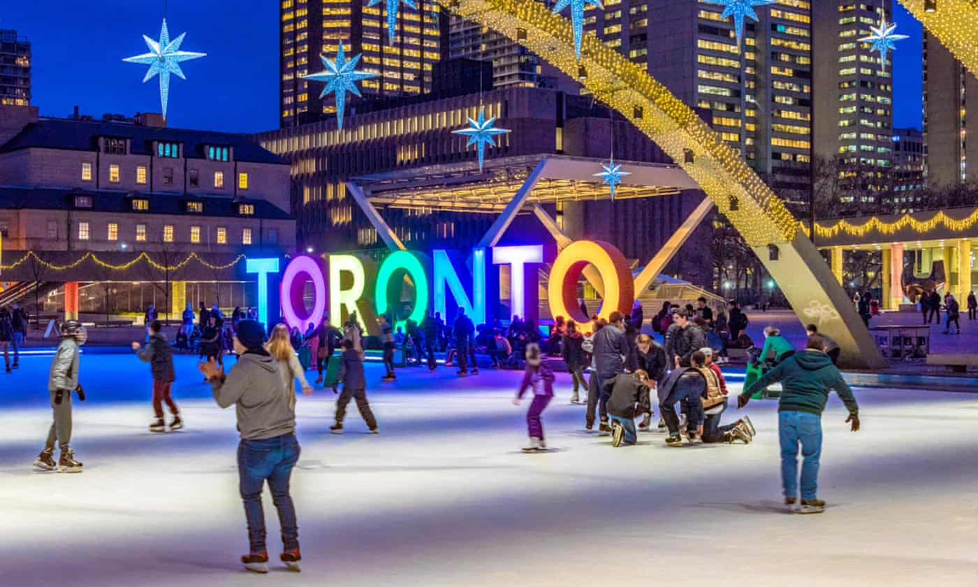 Big city, chilled vibes: why Toronto is the ultimate winter wonderland