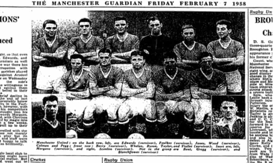 Manchester Guardian, 7 February 1958, p4.
