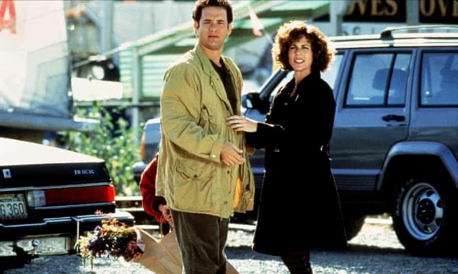 Sleepless in Seattle: Tom Hanks and Rita Wilson