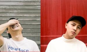 Two members of CD Rev.