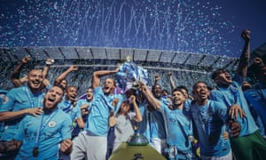 The title-winning campaign under Pep Guardiola was the culmination of a decade-long, billion-pound revolution at Manchester City.