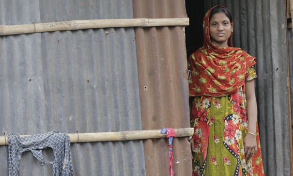 Married at 14, abandoned by 15: the forgotten girls of Dhaka