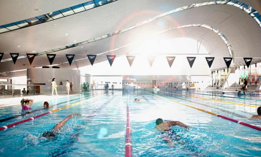 JOSEF NALEVANSKYIan Thorpe Aquatic Centre, Sydney pool