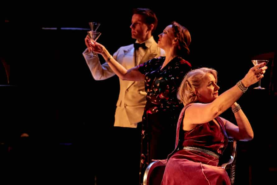 Luke Dale, Shona White and Julia St John in I Capture the Castle at Watford Palace theatre, then on tour.