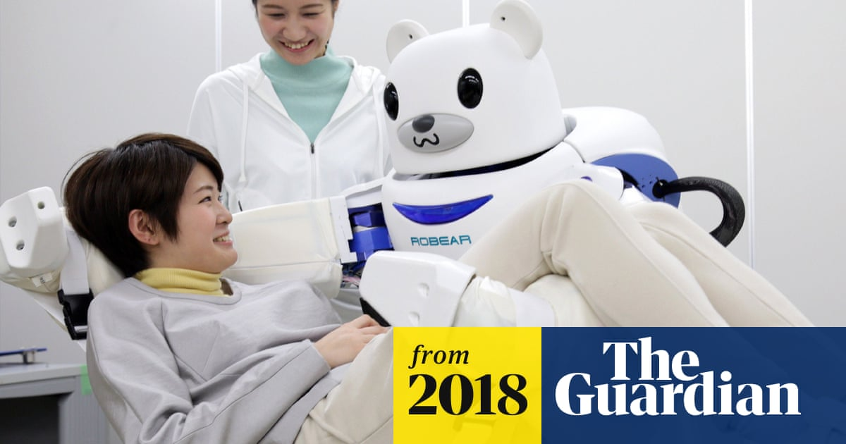 Japan lays groundwork for boom in robot carers   World news