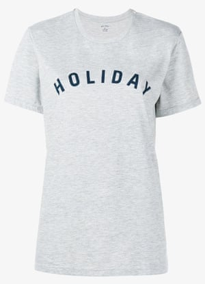 Holiday, £50, brownsfashion.com