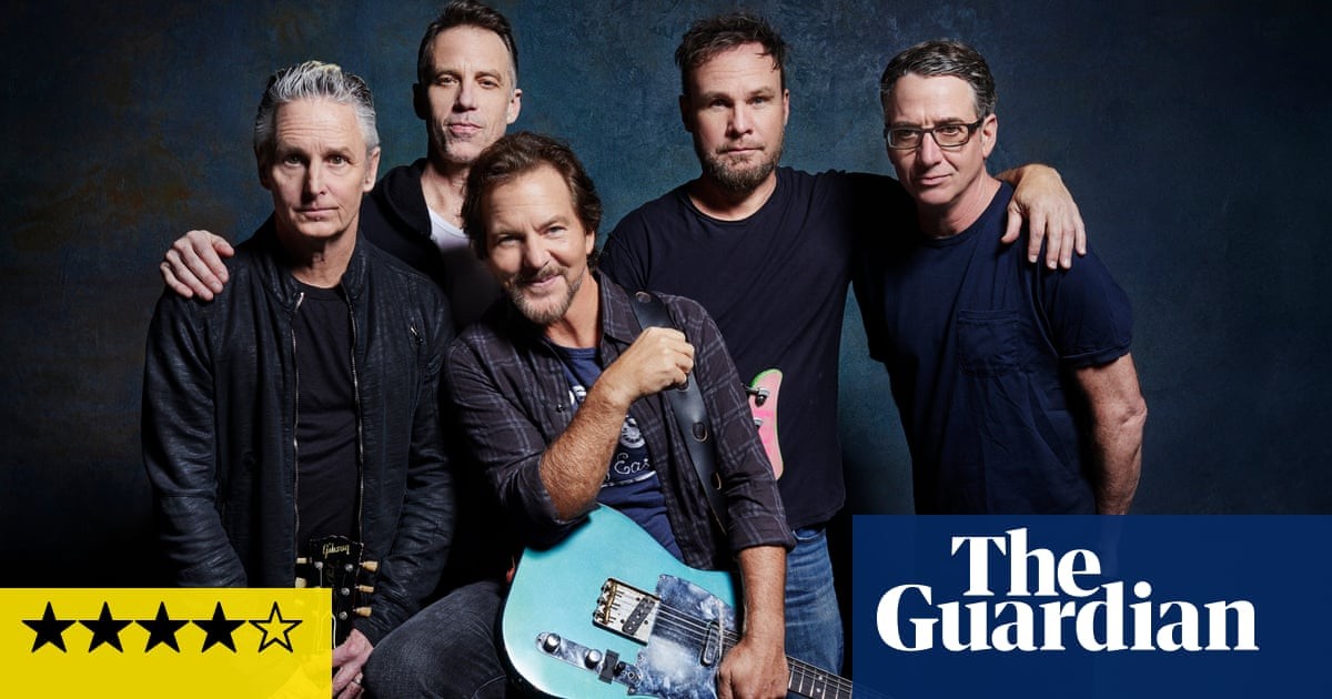 Pearl Jam: Gigaton review – grunge gurus revel in the end times