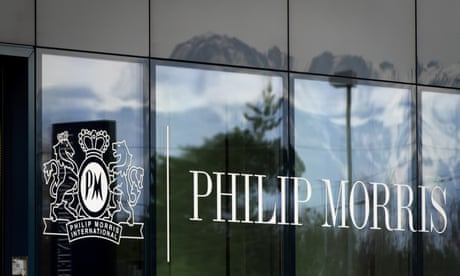 Philip Morris drew up plan for £1bn tobacco transition fund