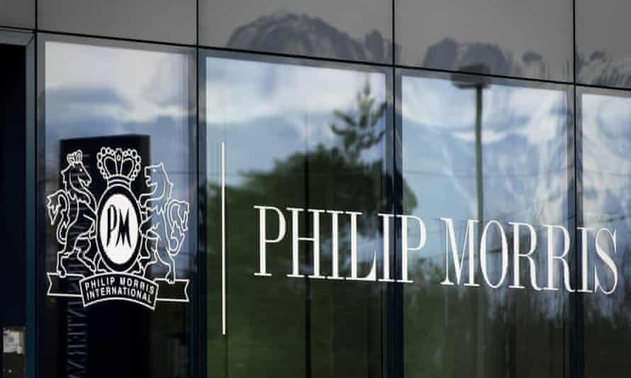 Philip Morris International headquarters in Switzerland.