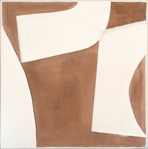White on Brown Triband, 2005