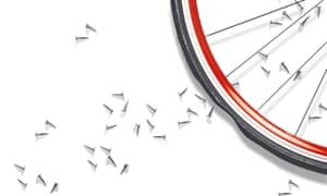 Cyclist backlash