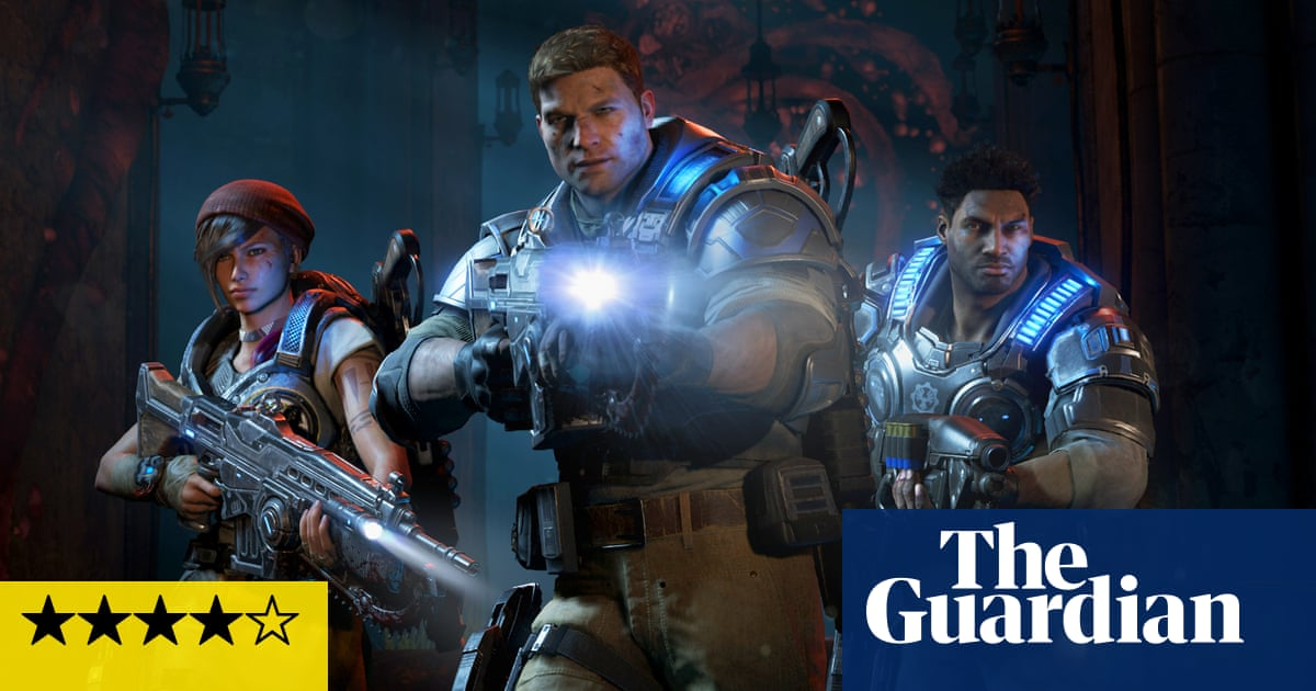 Gears Of War 4 Review A Shot In The Arm For A Fading Series
