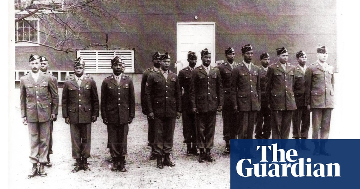 The black US paratroopers who quietly changed history – and