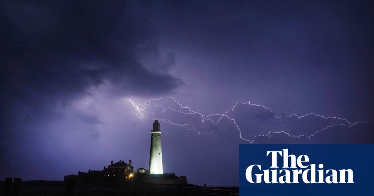 Losing our thunder: why the UK is seeing fewer thunderstorms