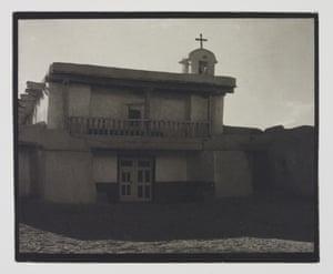 Church, Rachos de Taos, New Mexico. 1930-32