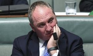 Barnaby Joyce