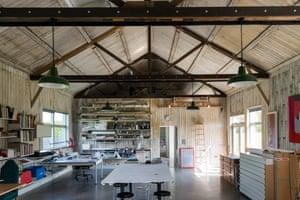 Fantasy studio - Gilston, Hertfordshire