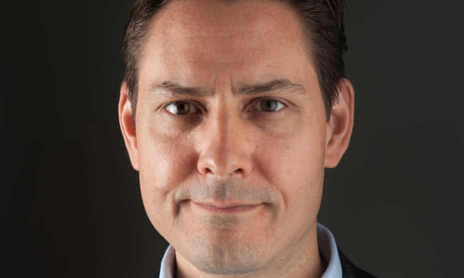 Michael Kovrig has been detained in China