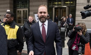 Rick Gates pleaded guilty to separate charges that he conspired against the US and lied to investigators.