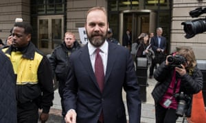 Rick Gates, who was Paul Manafort's right-hand man in the Trump campaign, has struck a plea deal admitting conspiracy and lying to the FBI.