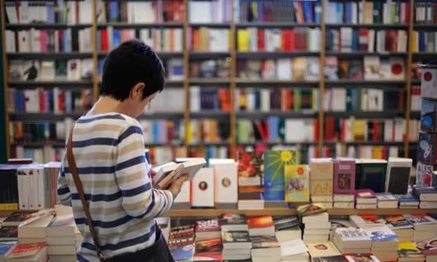 Literary Fiction In Crisis As Sales Drop Dramatically, Arts Council England Reports by Alison Flood for The Guardian