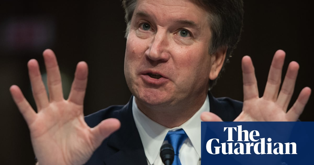 Supreme court nominee Brett Kavanaugh denies sexual misconduct allegation   US news   The Guardian