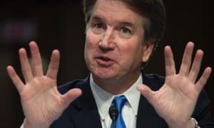 The New Yorker reported the alleged incident took place at a party when Brett Kavanaugh, now 53, was attending Georgetown Preparatory School.